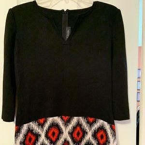 Gorgeous soft wool St.John V neck sweater